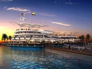 Yachthafen Anchor Marina in Dubai