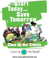 Clean Up the World 2008