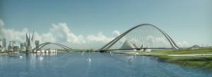 Brücke von Dubai