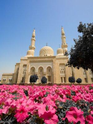 Jumeirah Moschee in Dubai